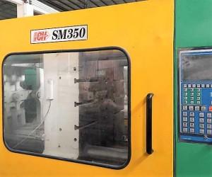 Chen Hsong SuperMaster 350t SM350 da aka yi amfani da Injection Molding Machine