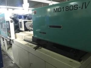 Niigata 180t amfani da All-lantarki Allura Molding Machine