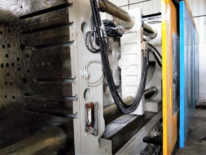 Chuan Lih Fa CLF-1380 used Injection Molding Machine