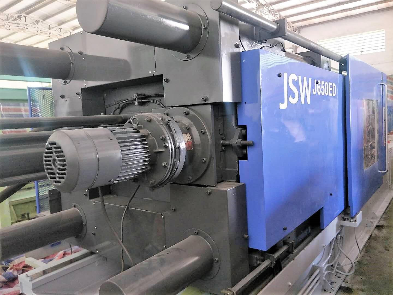 JSWJ650ED used Injection Molding Machine