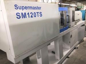 Chen Hsong 120t (SM120TS) Enjeksiyon Kalıplama Makinesi kullanılmış