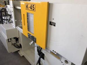 کاواگوچی 45 ٹی اور 40 ٹی استعمال شدہ انجکشن مولڈنگ مشین