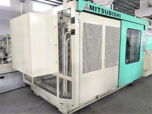 Mitsubishi 850t (850MMIII) benotzt Injektioun Molding Machine