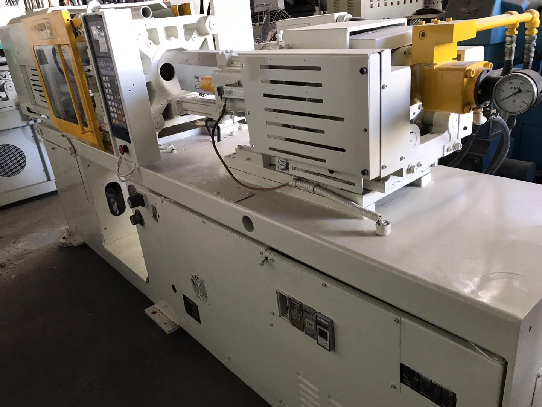 Kawaguchi 45t and 40t used Injection Molding Machine