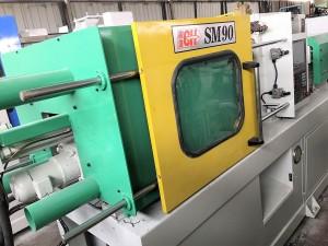 ჩენ ჰსონგის სუპერმასტერი 90t (SM90) იყენებდა ინჟექციის ჩამოსხმის მანქანას