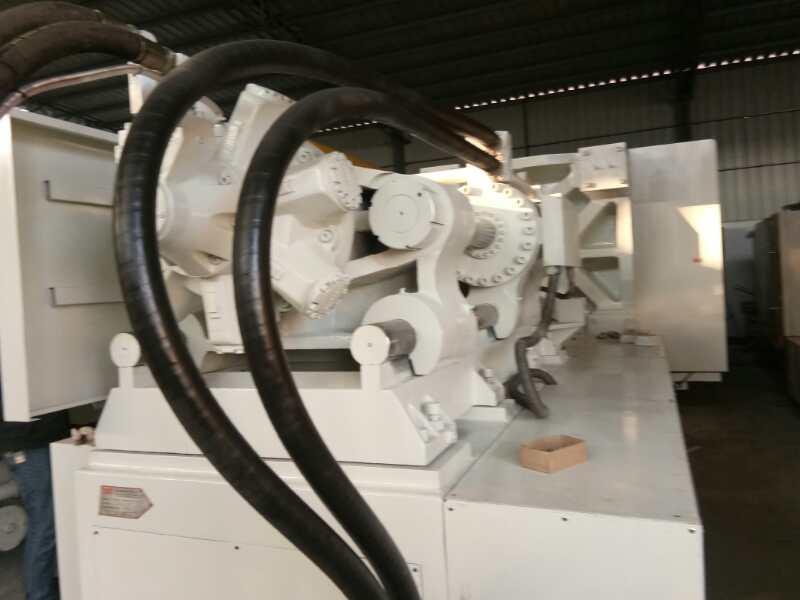 Chen Hsong SuperMaster 1250t SM1250V (Servo Motor) used Injection Molding Machine