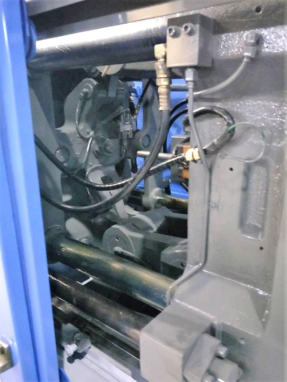 JSW75t (J75EIII) used Plastic Injection Molding Machine