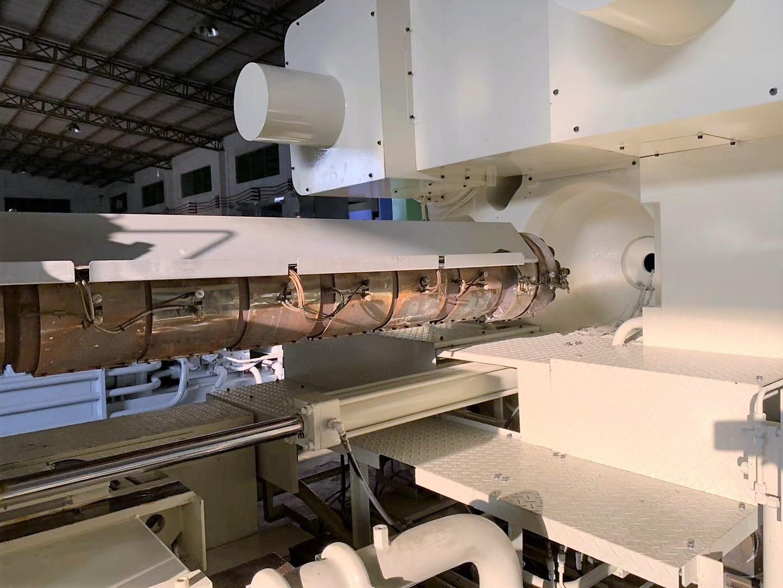 دوستسبشی 1300 ٹی استعمال شدہ انجکشن مولڈنگ مشین