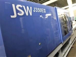 JSW350t (J350EIII) anyi amfani da Injection Motsa Injection