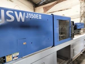JSW150t (J150EIII) Enjeksiyon Kalıplama Makinesi kullanılmış