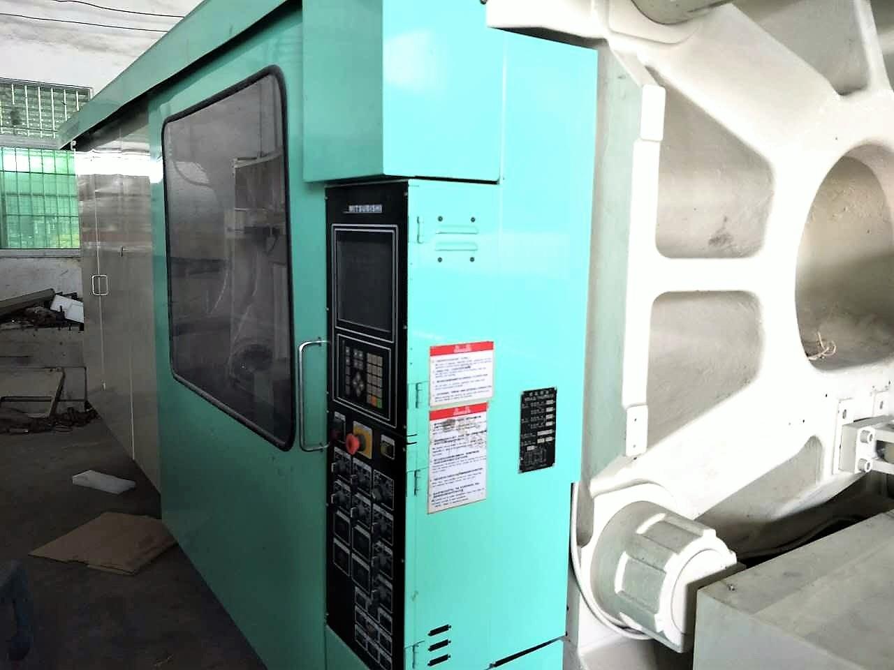 Mitsubishi 850t (850MMIII) used Injection Molding Machine