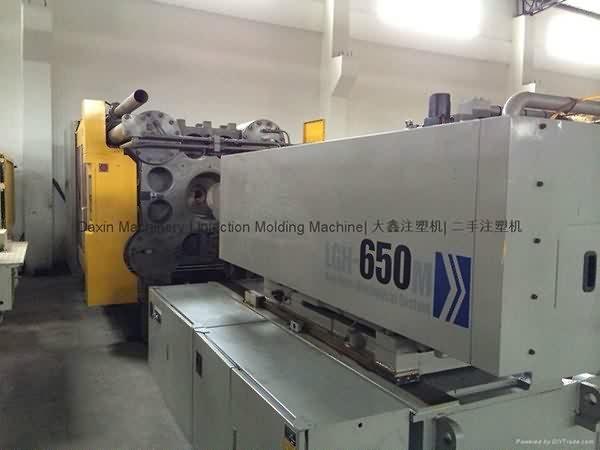 კორეა LG 650t LGH650M გამოიყენება ინჟექციის ჩამოსხმის მანქანა