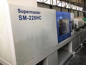 ચેન Hsong SM220HC વપરાય ઇન્જેક્શન મોલ્ડિંગ મશીન