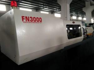 Nissei FN3000 (140t) გამოიყენება ინექციის ჩამოსხმის მანქანა
