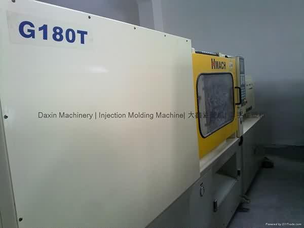 HungTai 180T इस्तेमाल किया इंजेक्शन मोल्डिंग मशीन