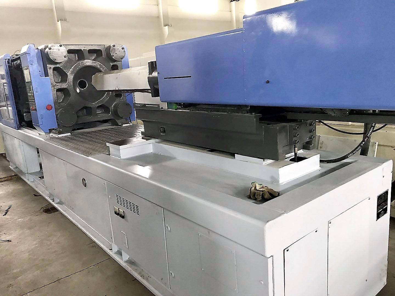 JSW280t (J280EIII) used Injection Molding Machine