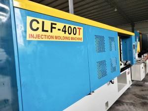 CLF-400T amfani Allura Molding Machine
