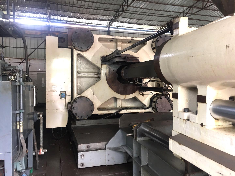 Cincinnati Milacron 2400t used Injection Molding Machine