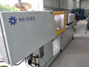 پیوین 50 ٹی استعمال شدہ انجکشن مولڈنگ مشین