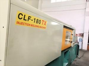 I-CLF-180TX isebenzisa Umshini Wokubumba In sindion