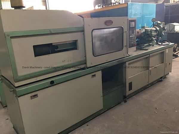 Nissei 60t inyección utilizado la máquina de moldeo