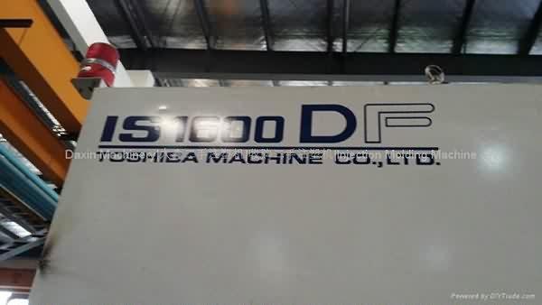 توشیبا IS1600DF انجکشن مولڈنگ مشین