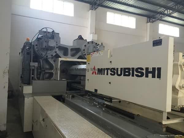 Mitsubishi 1300t Used Injection Molding Machine