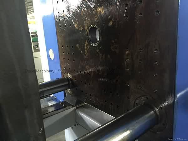 JSWJ280EIII used Injection Molding Machine