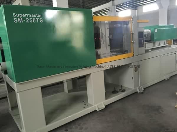 ચેન હ્સંગ સુપરમાસ્ટર એસએમ 250 ટીએસ ઉચ્ચ ચોકસાઇનો ઉપયોગ કરે છે ઇન્જેક્શન મોલ્ડિંગ મશીન