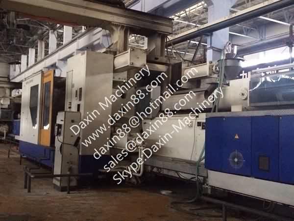 Krauss Maffei 3200t used Injection Molding Machine