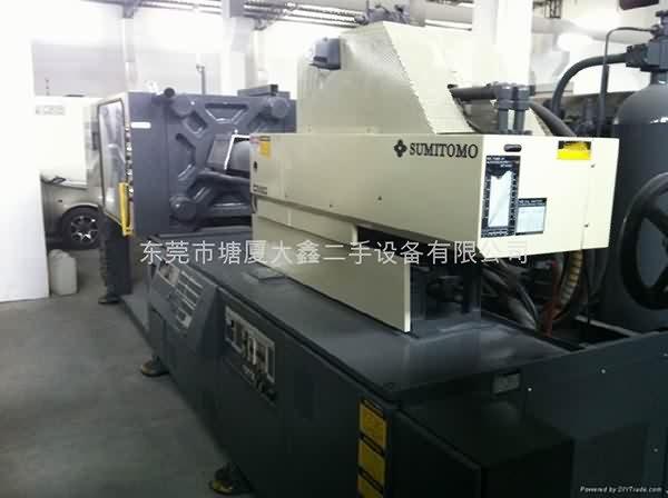 Sumitomo 150t Used Allura Molding Machine