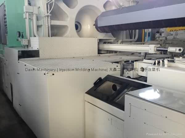 Mitsubishi 1600t used Injection Molding Machine