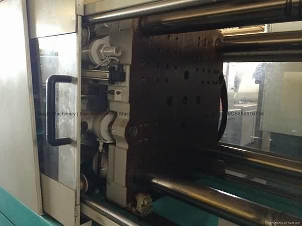Creator 125t CI-125 Used Injection Molding Machine